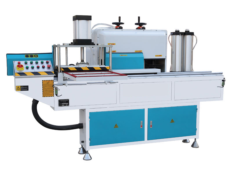 Heavy-duty Auto End-milling Machine