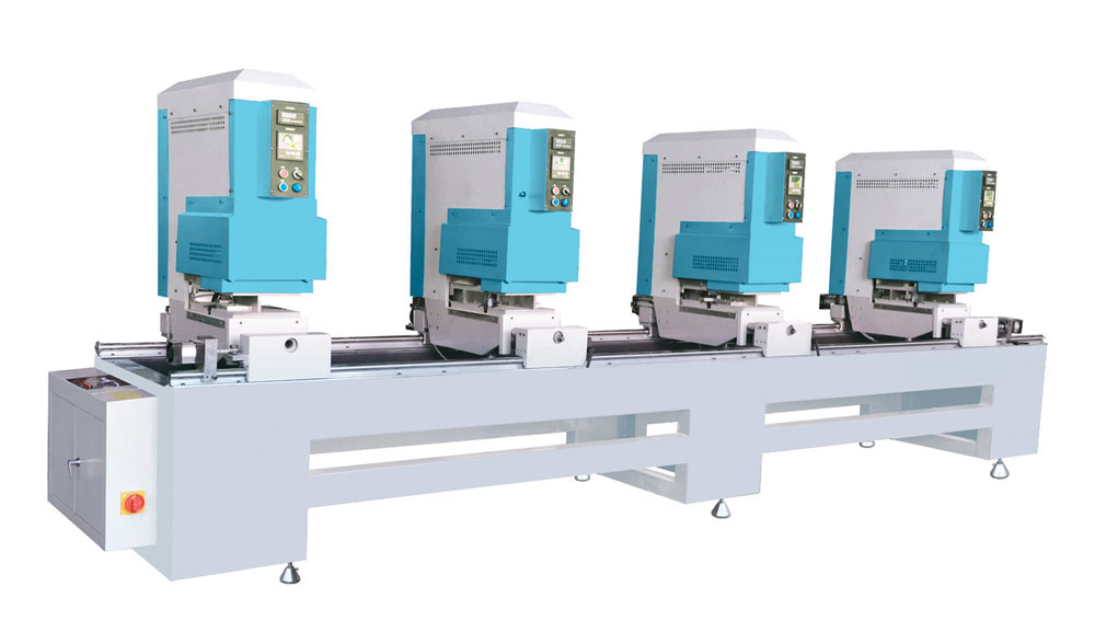 Four-head Seamless Welding Machine